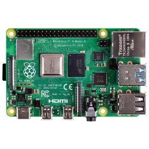 Raspberry Pi 4 Model B 2Gb Basic Package