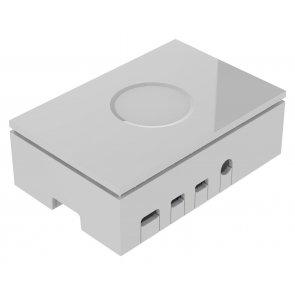 Carcasă albă pentru Raspberry Pi 4 Model B