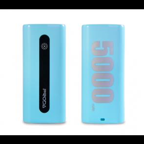 Baterie externa Proda E5 Series 5000mAh Albastru