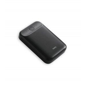 Acumulator Extern Power Bank Dual USB 10000mAh Negru