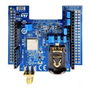 Placă dezvoltare GNSS modul Teseo-LIV3F pentru Nucleo STM32
