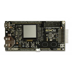 Placa de dezvoltare EFM32 Happy Gecko