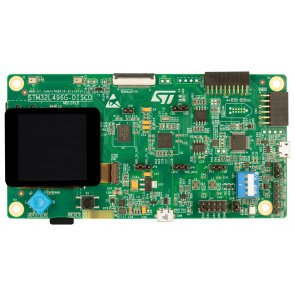 Placa de dezvoltare STM32L496