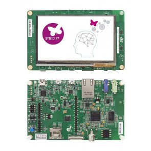 Kit de dezvoltare STM32F7