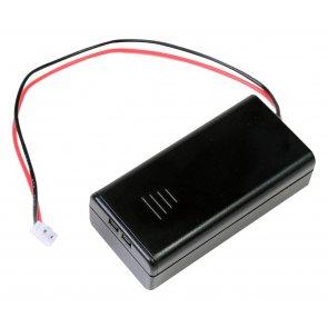Accesoriu pentru placa de dezvoltare, suport pentru baterii pentru microfon BBC: biți, 2 x AAA