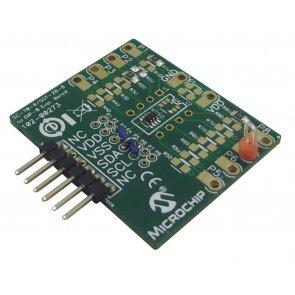 Placa de evaluare cu potențiometru digital MCP40D18