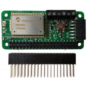 Placă de interfață, Interfață LoRaWAN pentru zmeura Pi 3, rețea IoT, 868MHz