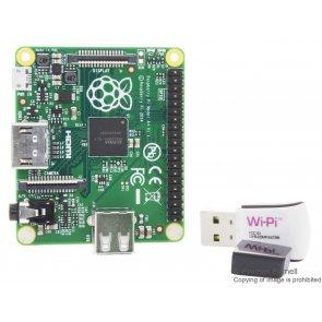 Calculator cu o singură placă, BCM2835 SoC, 512 MB RAM, Wi-Fi wireless inclus
