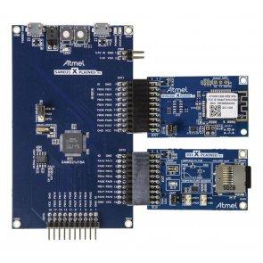 Kit de start, Xplained Pro Low Power 802.11 b / g / n Controler de rețea WiFi