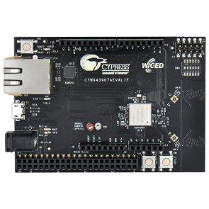 Kit de evaluare, CYW43907 WICED IEEE 802.11 a / b / g / n SoC
