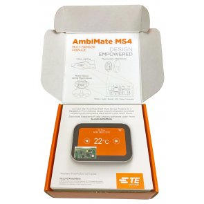Kit de dezvoltare, modulul senzor AmbiMate MS4, CO2, umiditate, lumină, mișcare, temperatură, COV