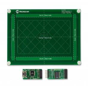 Kit de dezvoltare MGC3030 3D Tracking & Gesture Controller