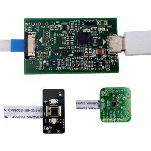Kit de evaluare, MAX30100 Pulsoximetru și senzor de ritm cardiac, pentru dispozitivele de sănătate purtabile