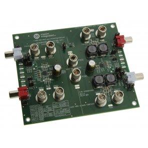Kit de evaluare, amplificator audio MAX98400B, clasa D, stereo, difuzoare 2 x 12W în 8 ohmi