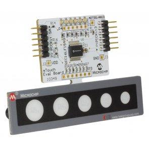 Kit de dezvoltare PIC16LF1559 mTouch MCU