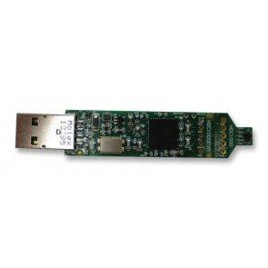 Placă de dezvoltare HDC1000EVM cu senzor, temperatură și umiditate