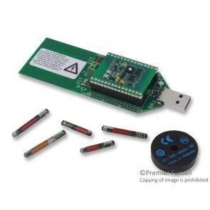 Placă de evaluare, modul cititor bazat pe USB