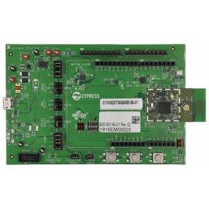 Kit de evaluare, CYW920735B1 MCU, Bluetooth energie redusă