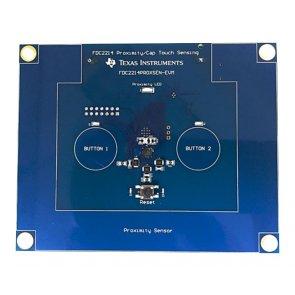 Placă de dezvoltare FDC2214PROXSEN-EVM