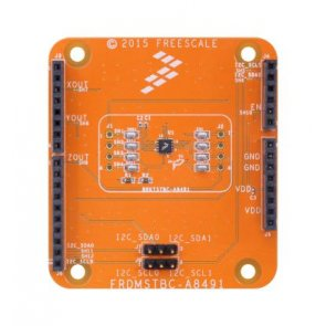 Placă de dezvoltare shield pentru senzori, Arduino și NXP Freedom Compatible