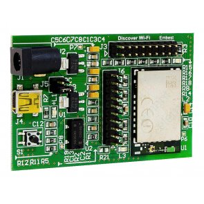 Placa expansiune STM32F4DIS-WIFI