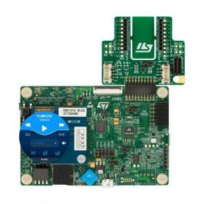 Placă evaluare STM32L4R9I-DISCO cu ecran 390 x 390 px AMOLED