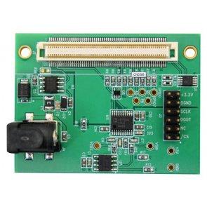 Placă de dezvoltare EVAL-CN0368-SDPZ pentru măsurarea unghiului și poziției liniare magnetorezistente