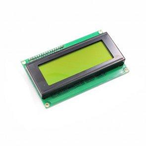 Ecran LCD 2004 Verde