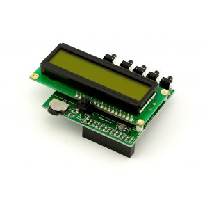 Modulul PiFace Control & Display 2