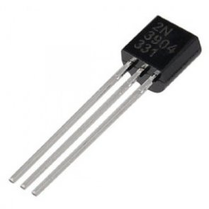 Tranzistor 2N3904 NPN