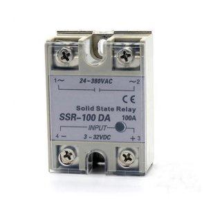 Modul Releu Solid SSR-60DA 100A