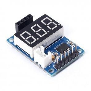 Display pentru senzor ultrasonic HC-SR04