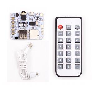 Placă Bluetooth Aux cu telecomandă