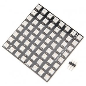 Matrice 64 LED-uri RGB (8x8)