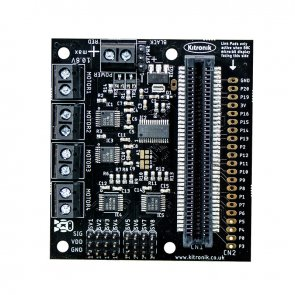 Placa control motoare All-in-one pentru micro:bit