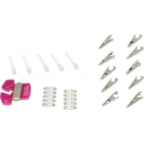 Kit E-Textiles pentru micro:bit
