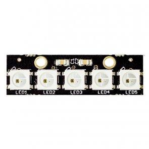Modul cu 5 LED-uri RGB pentru micro:bit