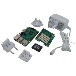 Kit Dezvoltare Raspberry Pi 3 Model B