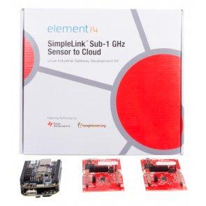 Kit de dezvoltare IoT SimpleLink Sub-1GHz