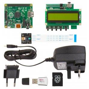 Kit pentru Raspberry Pi Model A+