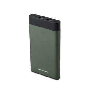 Baterie externa Remax Ultra Slim Portabila 10000mAh Verde