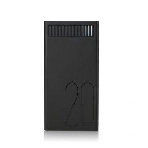 Baterie externa Revolution Series 20000mAh Negru
