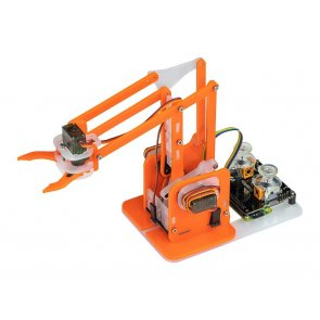 Kit braț robotic MeArm pentru Raspberry Pi