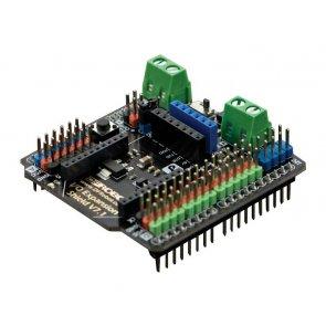 Shield expansiune I/O DFR0265 pentru Arduino