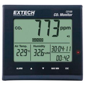 Contor calitate aer CO100
