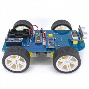 Kit masina 4WD cu Arduino Nano