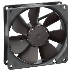 Ventilator Axial 24 VDC 92mm 25mm