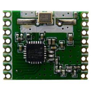 Modul Transmițător RF RFM67W-433S2 433MHz