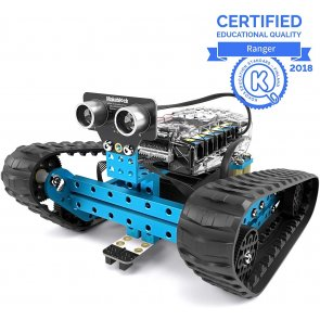 Robot educativ Makeblock mBot Ranger Bluetooth