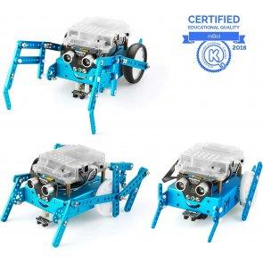 Kit expansiune Robot Șase-Picioare pentru Makeblock mBot 3 în 1